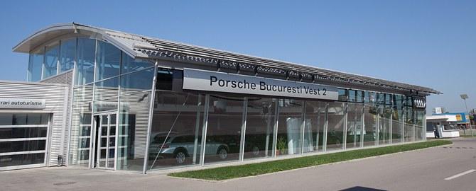 Porsche Inter Auto Romania